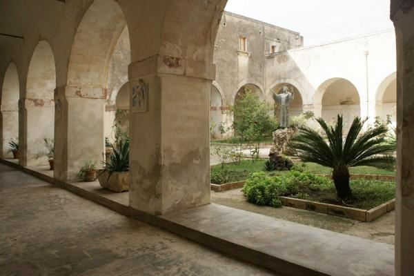 Ispica – Convento Santa Maria del Gesù