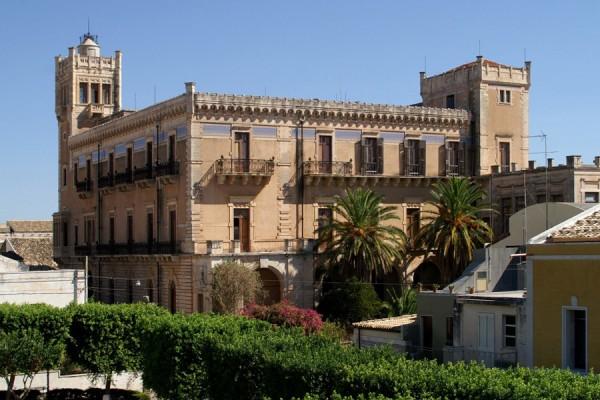Ispica – Palazzo Bruno di Belmonte