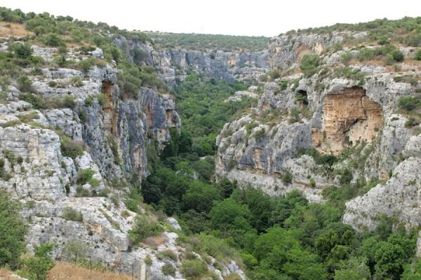 Ispica – Parco Archeologico Cava d'Ispica