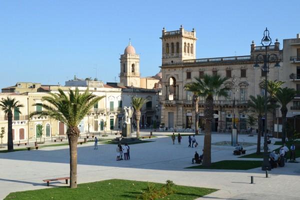 Ispica – Piazza dell'Unità d'Italia
