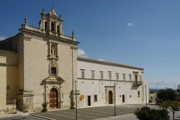 Ispica – Santuario del Carmelo