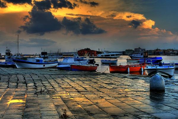 Marzamemi – Porto