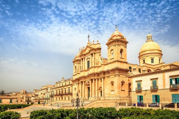 Noto – Cattedrale di San Nicolò