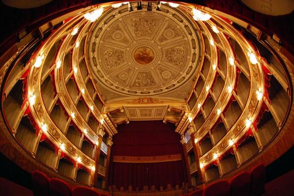 Noto – Teatro Comunale