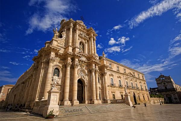 Siracusa – Cattedrale della Natività di Maria Santissima